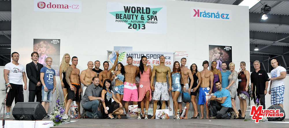 Beauty &Fitness Cup 2013