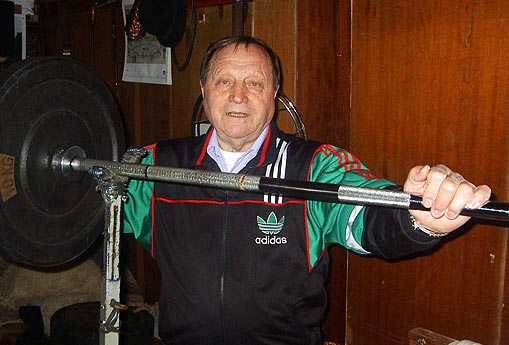 Rudolf Pljukfelder - 2007