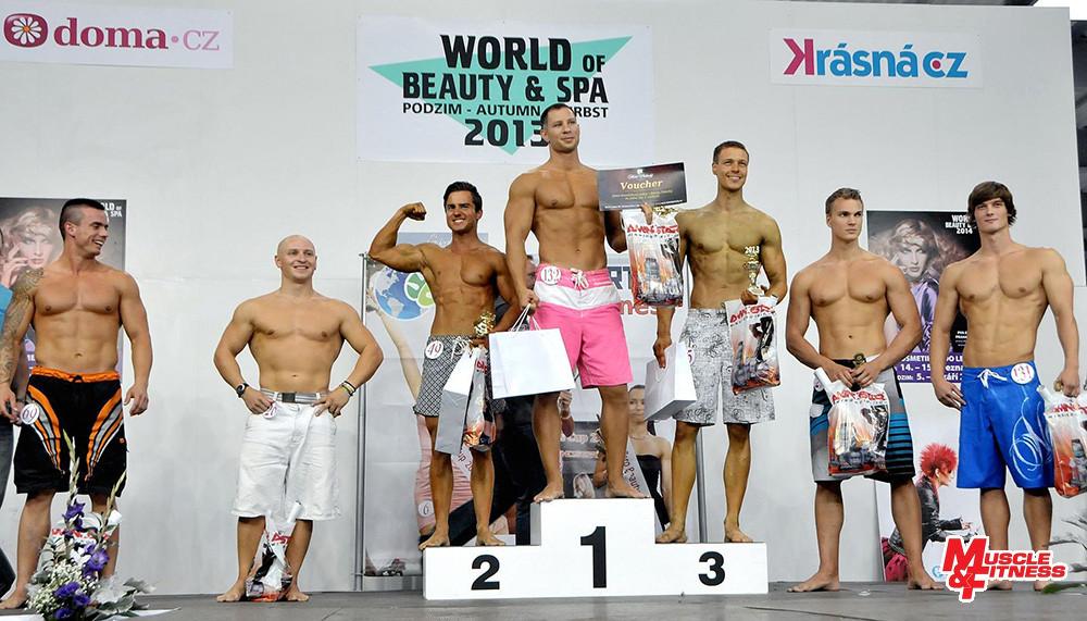 Fitness physique: Kňourek, Cetkovský, Chrástek, Šlechta, Kadoun, Ďurán, Komosný.