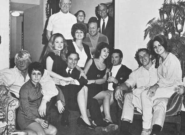 Peters Party - Vánoce 1968