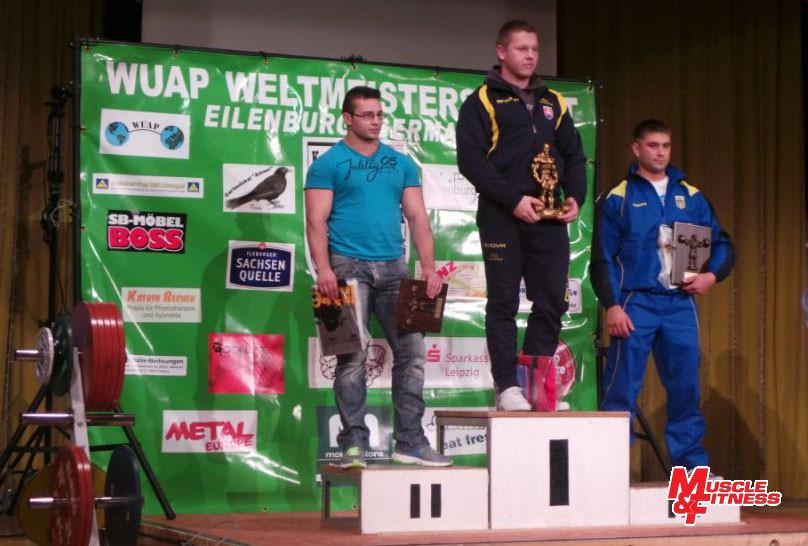 V zápolení juniorov dosiahol presvedčivé celkové prvenstvo Erik Jaškanič.