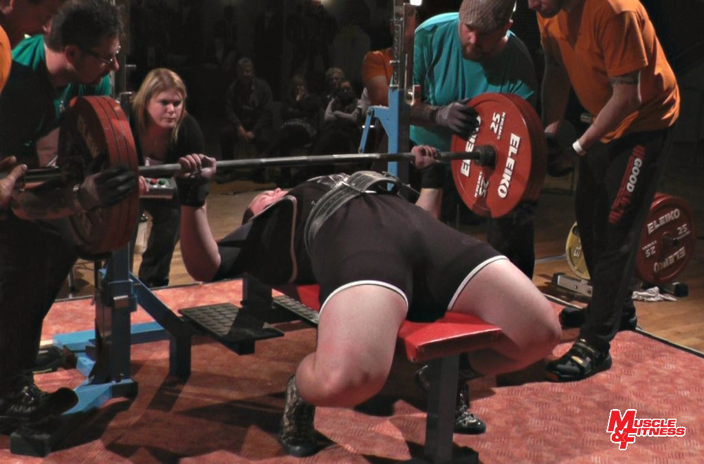 Pavel Vacek (benčpres 180 kg)