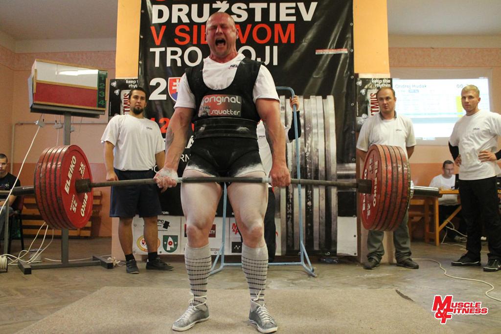 Ondrej Hudák (mŕtvy ťah 305 kg)