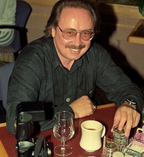 70 let Albert Busek