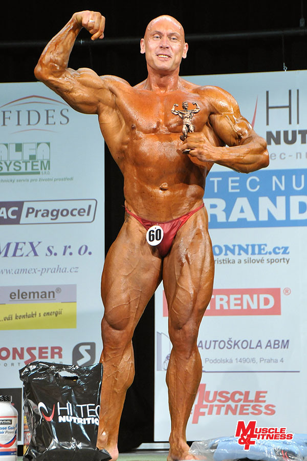 Guran Bartosz – také absolutní vítěz