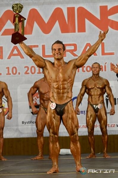 Absolutní vítěz - Jan Páleníček