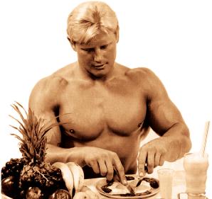 Při budování těla tvoří polovinu úspěchu správná výživa.