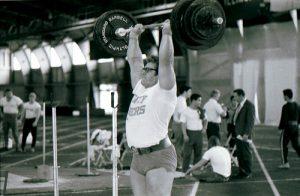 Patera - trénink před MS 1970