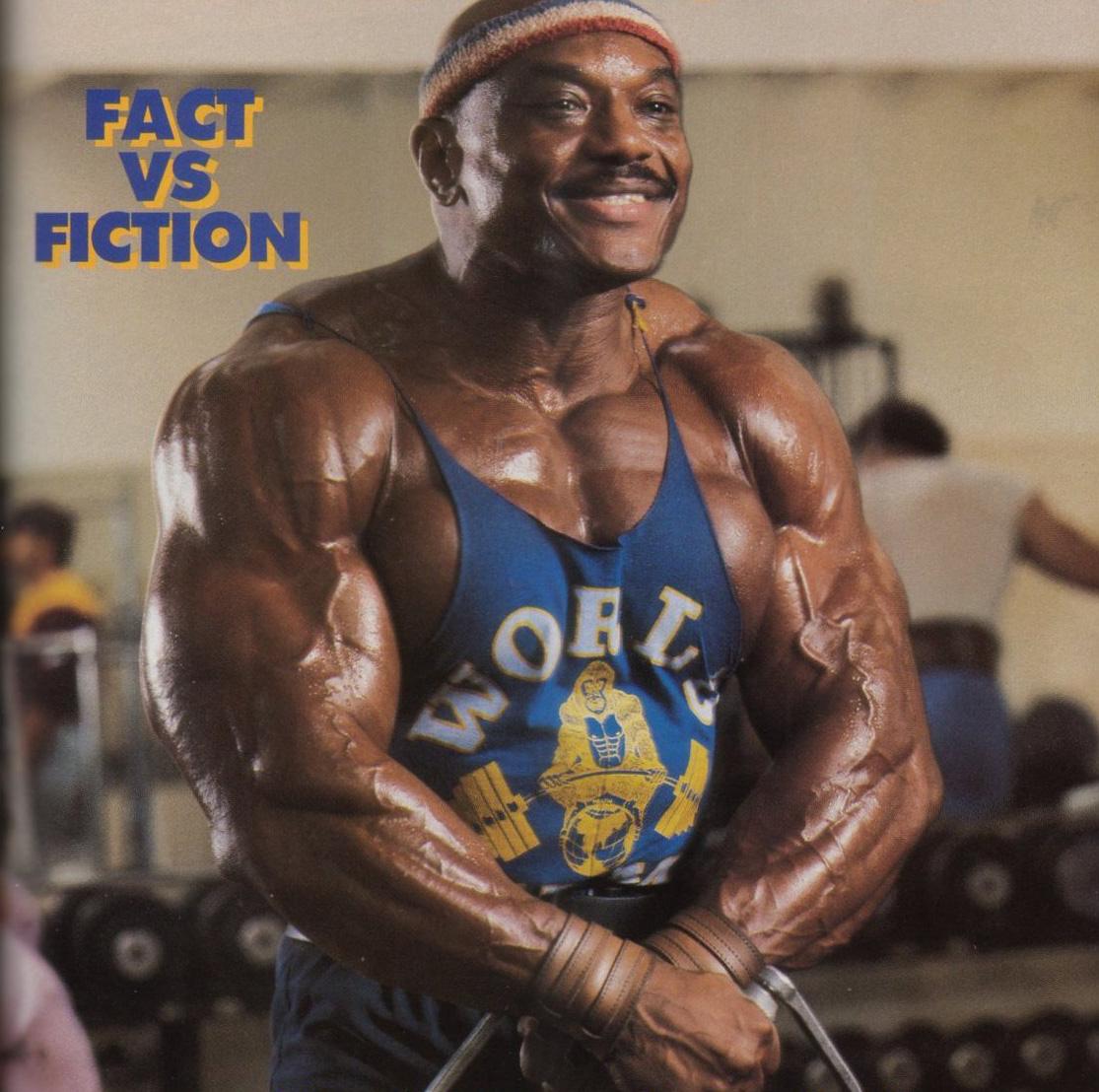 Flex - July 1985.