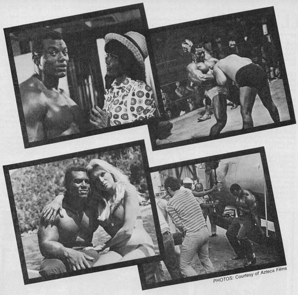 Film El Poder Negro.