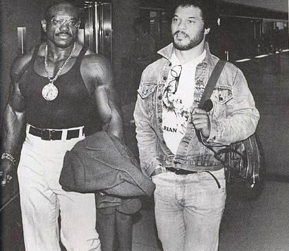 Sergio Oliva – Mr. Olympia 1984