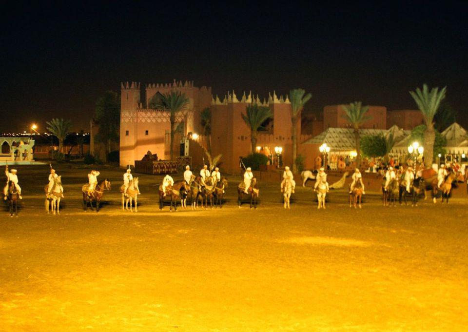 Vo vonkajšej aréne podniku U Aliho ožili berberské rozprávky...