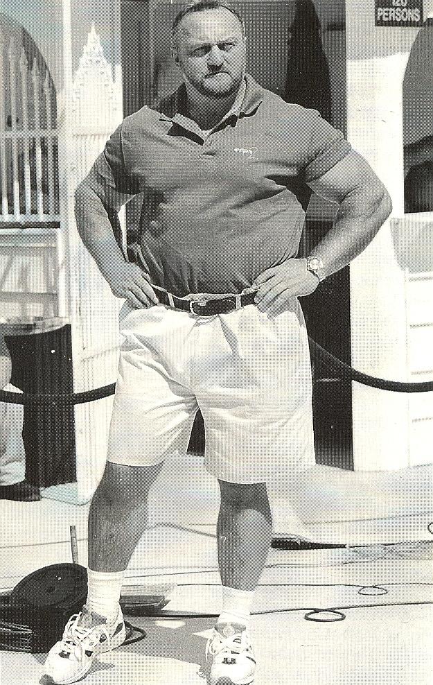 Bill Kazmaier -1997