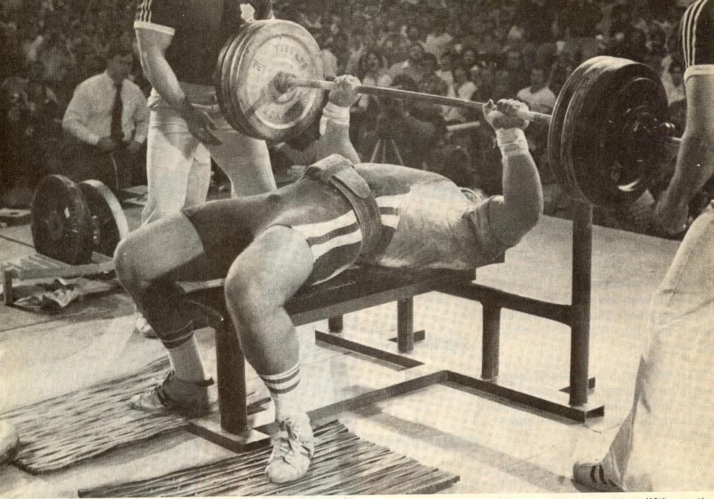 Benč 300kg