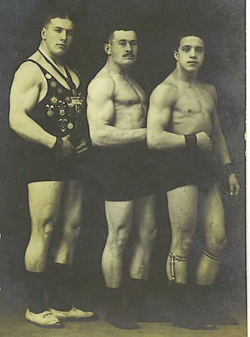 Krause, Freiberg & Neuland