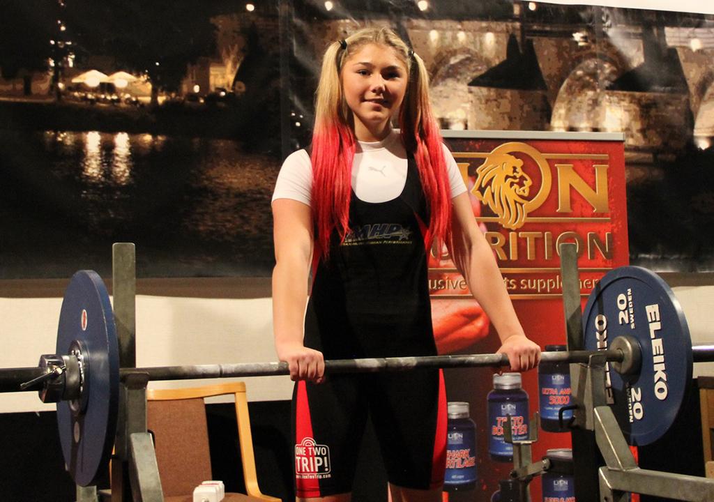 Fenomenálna 14-ročná ruská pretekárka Mariana Naumova.