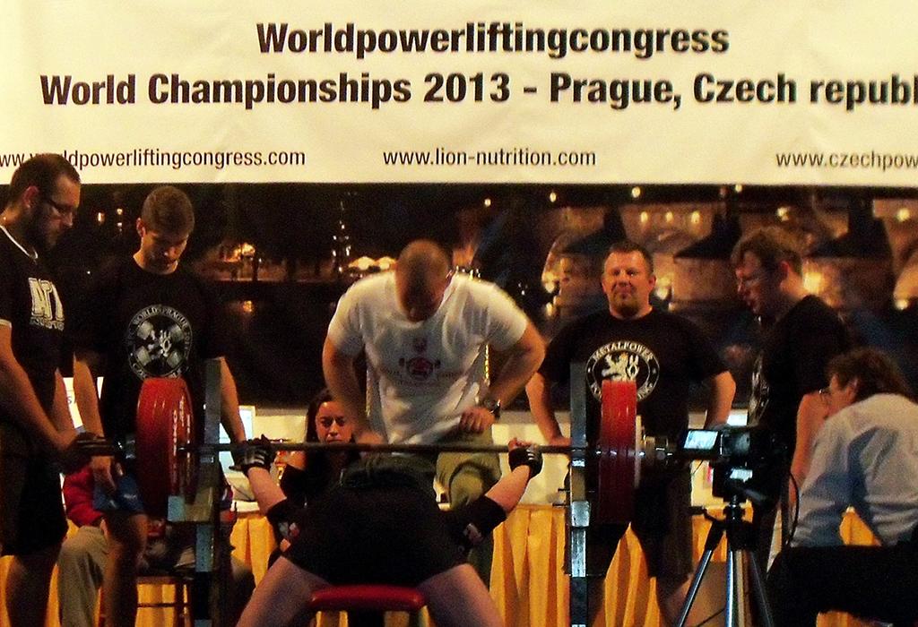Filip Stanko a jeho neúspešný pokus o svetový rekord s 238 kg činkou.
