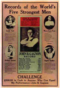 Síla z minulosti: John B. Gagnon