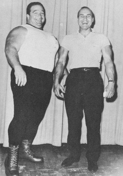 Anderson a švagr J.Johnson