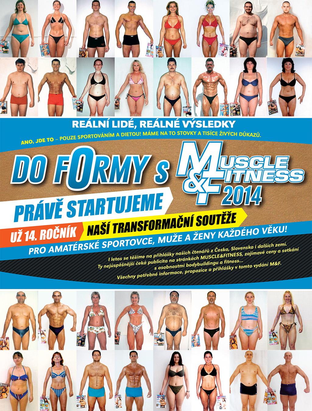 DO FORMY S M&F 2014
