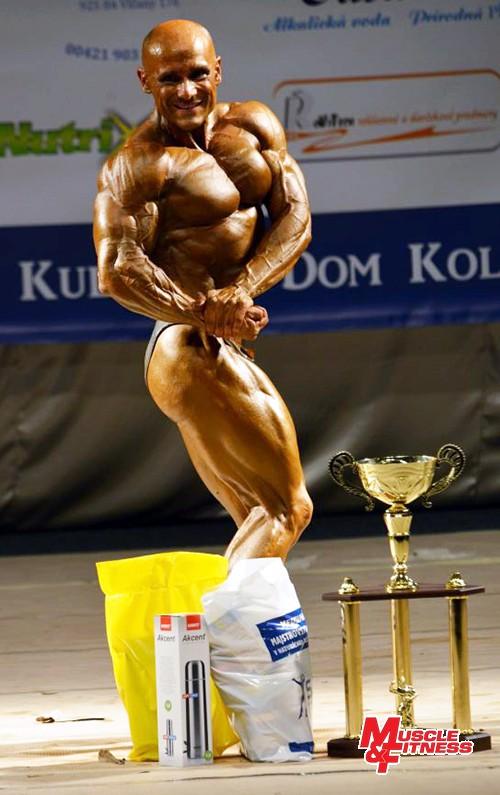 Absolútny víťaz Pavel Novák.