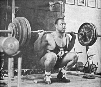 Davis - dřep180kg