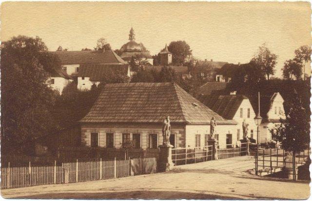 Stará Česká Třebová - Zámostí
