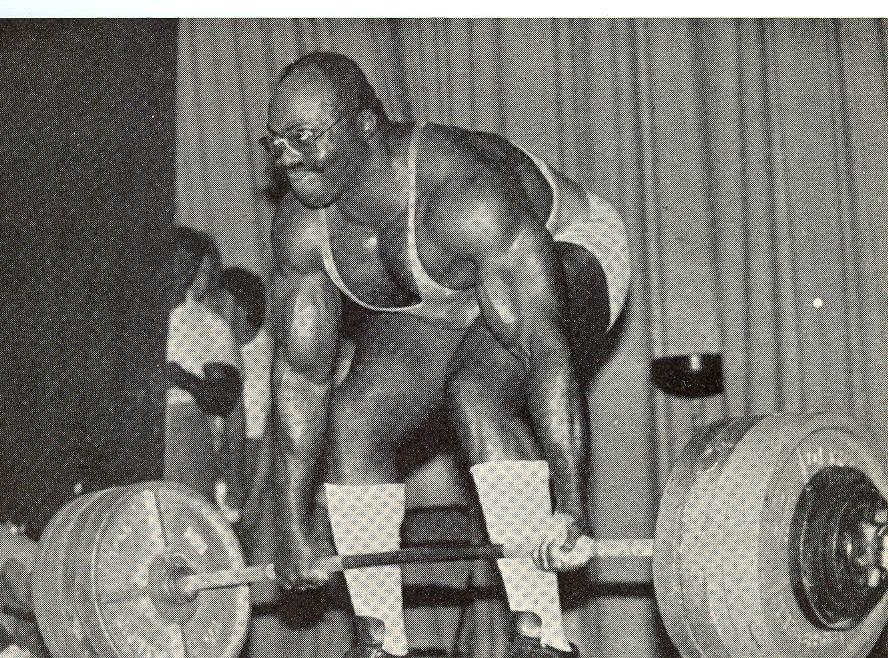 Shaw - Světový Rekord 360 kg
