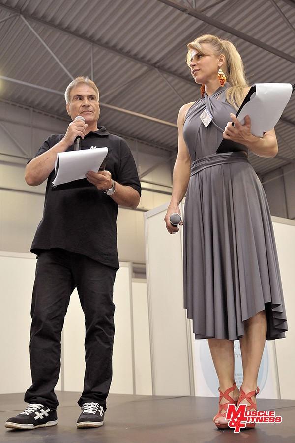 Moderátoři Ivan Mach a Jindra Šípková.