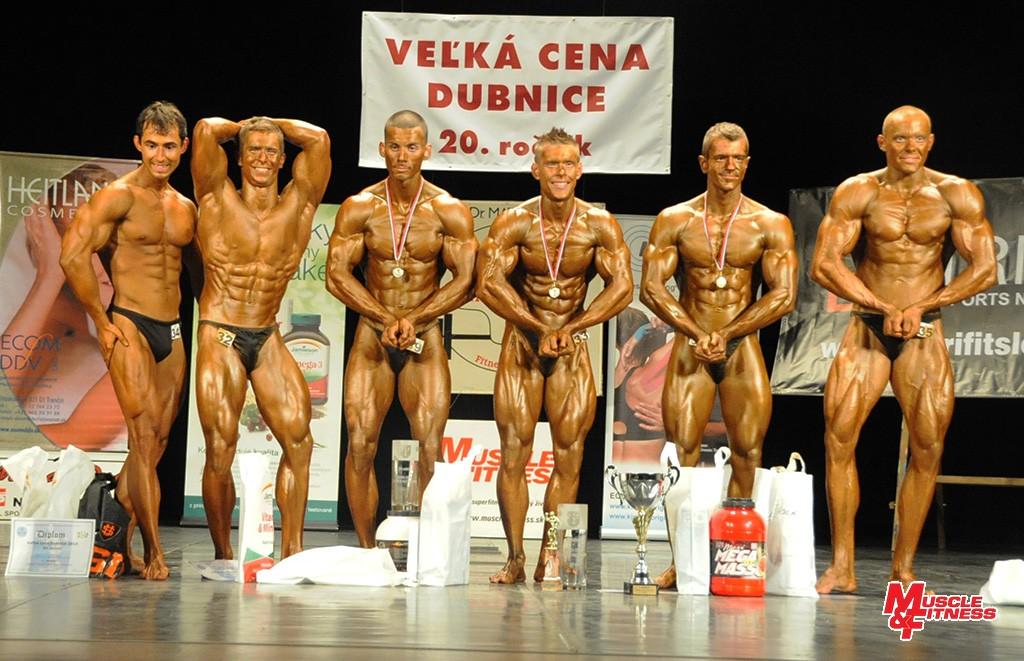 6. Lipták, 4. Vilímek, 2. Murati, 1. Halaška, 3. Žofaj, 5. Botka.