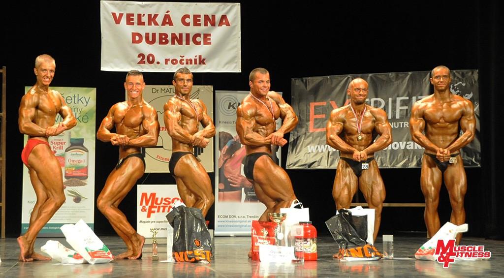 6. Petrakovič, 4. Tomaškovič, 2. Liška, 1. Oravec, 3. Rajnoha, 5. Pribul.