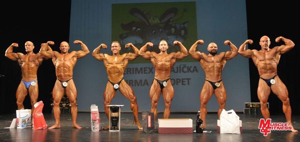 3. Finalisté do 90 kg: Romanec (6.), Balazinski (4.), Kivikas (2.), Godzsák (1.), Krakovský (3.), Koziarski (5.)