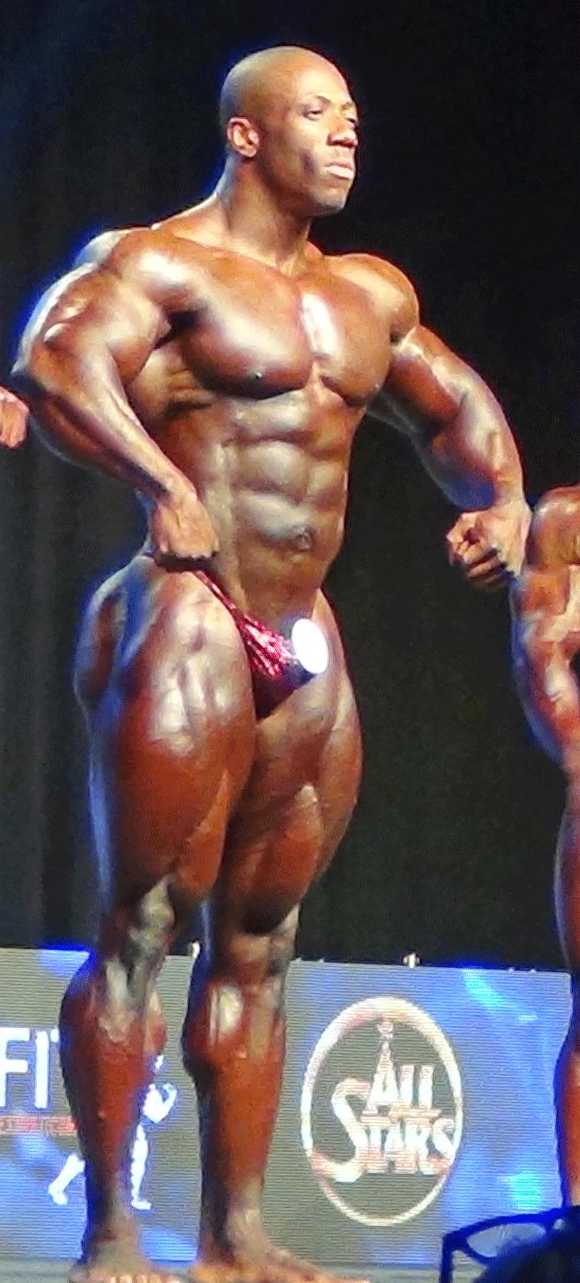 Predstaviteľ svalovej estetiky Shawn Rhoden je typom pretekára, ktorý zo súčasnej profi špičky najlepšie spĺňa pôvodné ideály bodybuildingu
