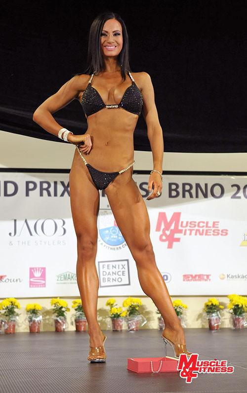 Součástí programu byla i soutěž o nejhezčí zadeček. Její vítězkou se stala Veronika Guľášová ze Slovenska.