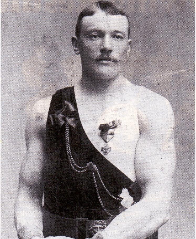 Hjalmar Lundin - 1893