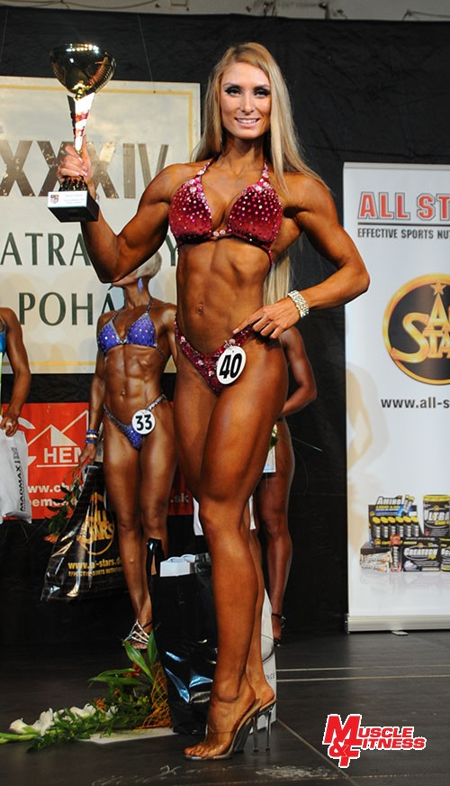 1. Adela Ondrejovicová