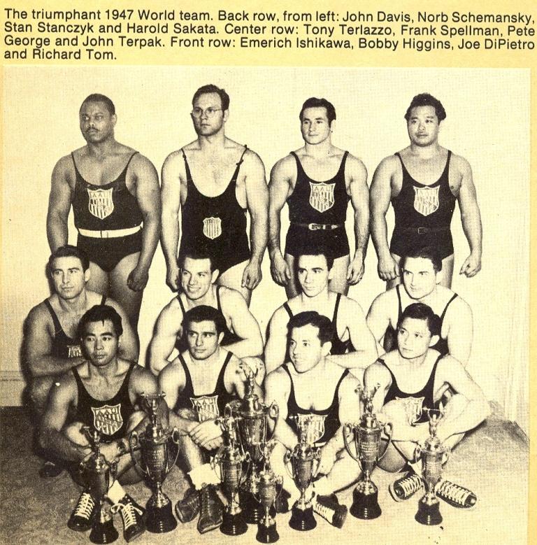 Tím USA 1947