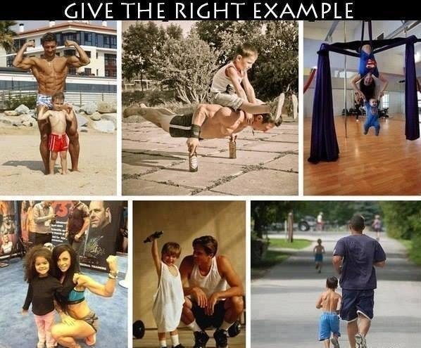Správné příklady