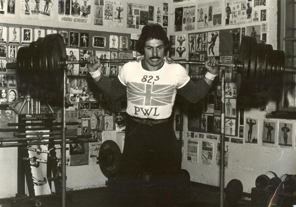 Jozef Švub - rok 1977