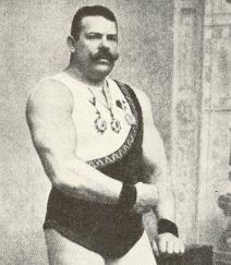 Mistr světa 1898 - Wilhelm Türk