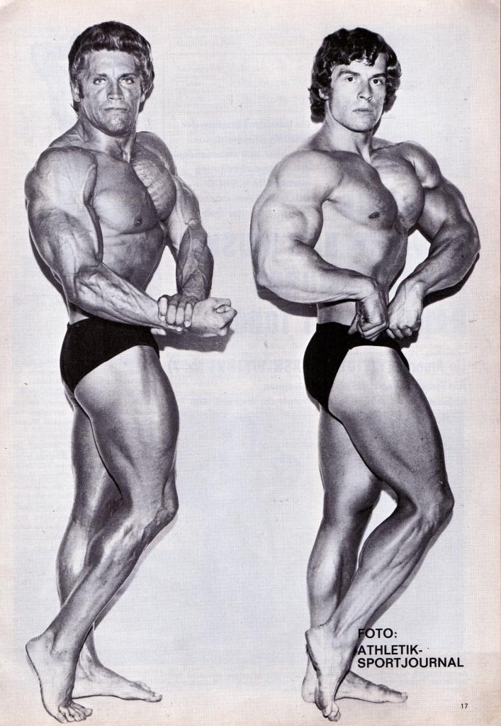 Riedmeier -(vpravo s K. Blömerem)