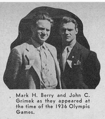 Berry a Grimek