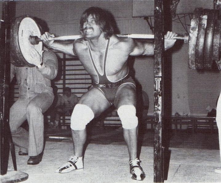 Rod Koontz - powerlifter