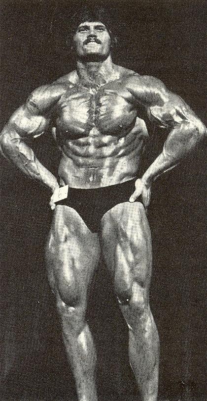 Rod Koontz - rok 1979