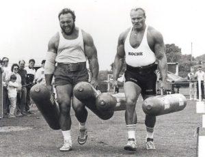 Sigmarsson s Billem Kazmaierem