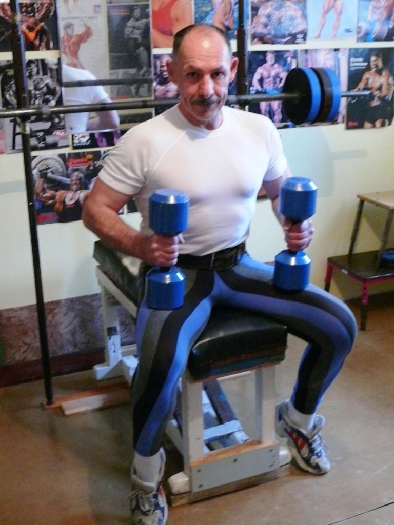 O tréninku ve starším věku