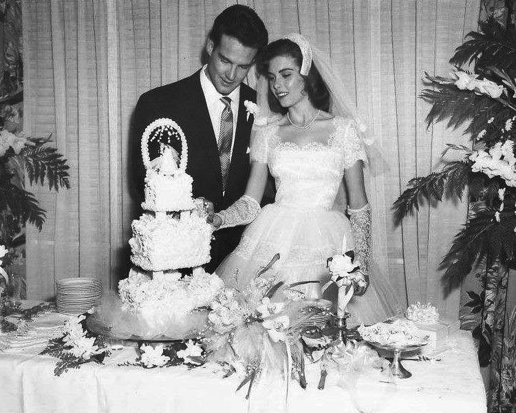 Steve Reevese s první manželkou