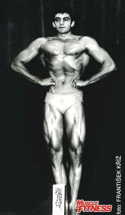 Cena Macochy 1972 v Blansku, na tom istom pódiu Dělnického domu. V kategórii mužov nad 175 cm: 2. Ľudo Major z TJ Vinohrady Bratislava. (Zvíťazil domáci Eduard Pokorný).