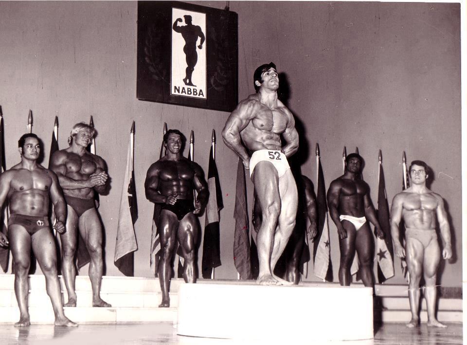 Kassim Yazbek - NABBA 1970