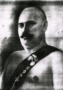Babuškin - zápasník